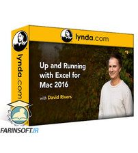 دانلود Lynda Learning Excel for Mac 2016