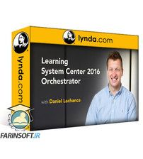 دانلود Lynda Learning System Center 2016 Orchestrator