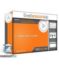 دانلود LiveLessons Building Microservices with Spring Boot, Second Edition