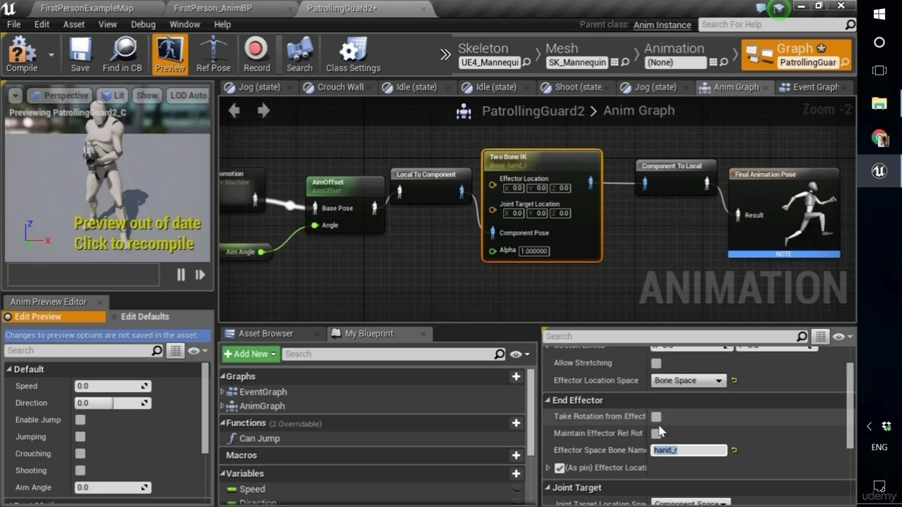 دانلود Udemy The Unreal Engine Developer Course - Learn C++ & Make Games