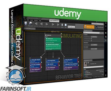 دانلود Udemy The Unreal Engine Developer Course - Learn C++