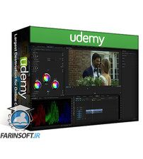 دانلود Udemy Cinematic Color Grading: Making Your Videos Come Alive