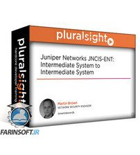 دانلود PluralSight Juniper Networks JNCIS-ENT: Intermediate System to Intermediate System