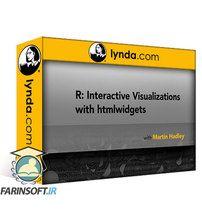 دانلود Lynda R: Interactive Visualizations with htmlwidgets