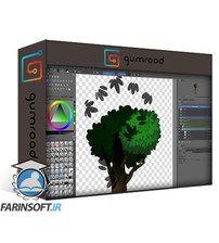دانلود Gumroad Make Professional Painterly Game Art with Krita