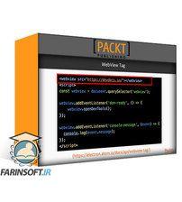 دانلود PacktPub Distributing Electron Applications