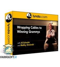 دانلود Lynda Al Schmitt with Bobby Owsinski: Wrapping Cables to Winning Grammys