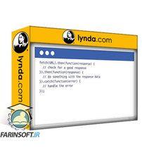 دانلود Lynda Learning App Building with Vanilla JavaScript