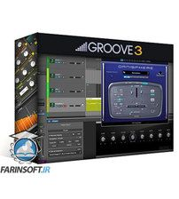 دانلود Groove3 Logic Pro X 3rd Party Plug-in Mapping with Smart Controls