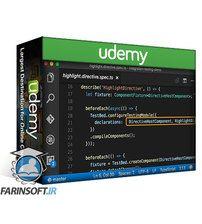 دانلود Udemy Testing Angular 4 (previously Angular 2) Apps with Jasmine