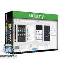 دانلود Udemy The easiest way to learn Adobe XD CC In 40 minutes