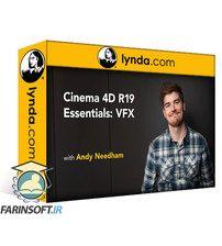 دانلود Lynda Cinema 4D R19 Essentials: VFX