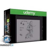 دانلود Udemy Ultimate Guide to Digital Sketching: Beginner to Advanced
