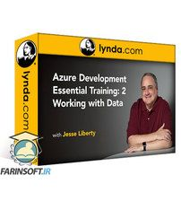 دانلود Lynda Azure Development Essential Training: 2 Working with Data