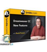 دانلود Lynda Dreamweaver CC New Features