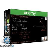 دانلود Udemy Algebra and Trigonometry: Linear Functions