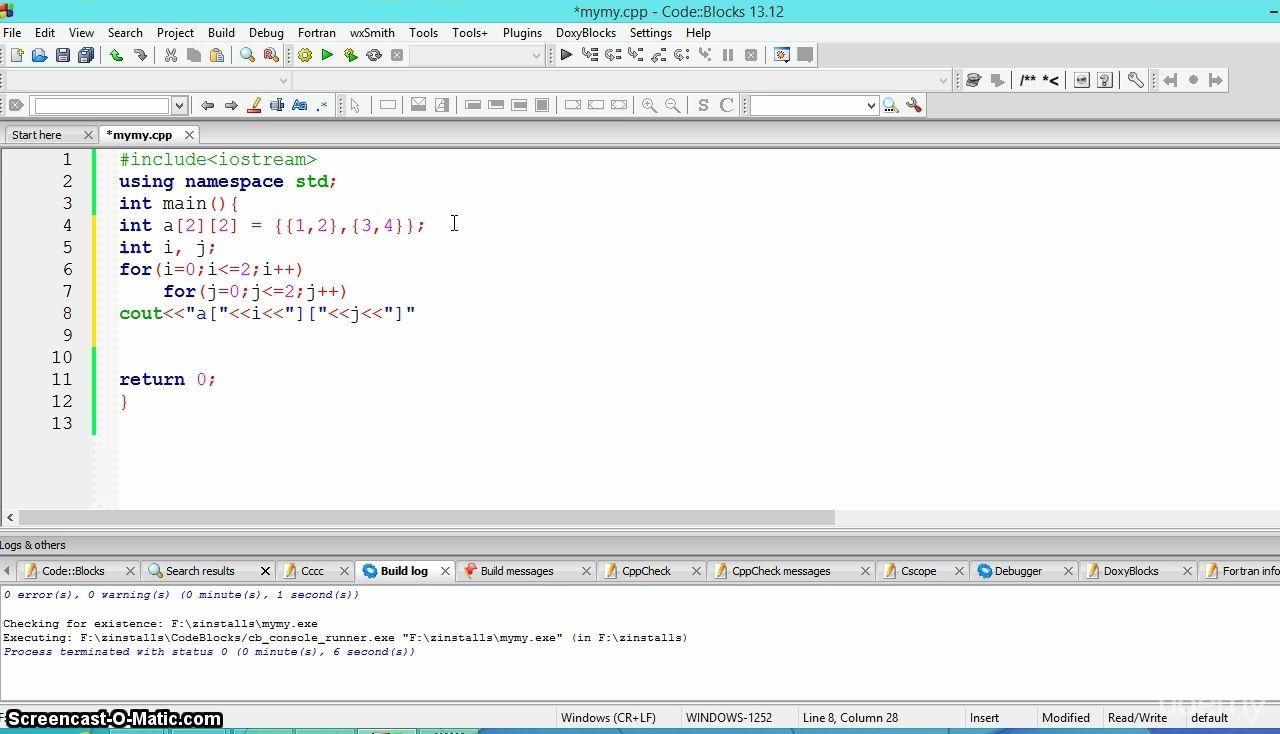 دانلود Udemy Learn C++ Programming for beginners from basics