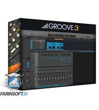 دانلود Groove3 Academy.FM Using Drum Buss Compression in Logic Pro X to Create a Punchy Mix