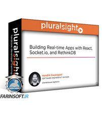 دانلود PluralSight Building Real-time Apps with React, Socket.io, and RethinkDB