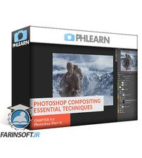 دانلود PhLearn Photoshop Compositing: Essential Tools & Techniques