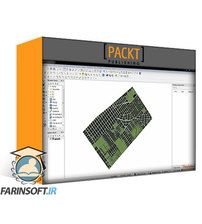 دانلود PacktPub Working with QGIS