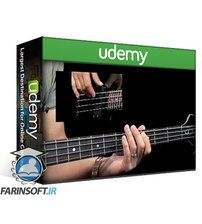 دانلود Udemy TrueFire Jump Start Bass Guitar