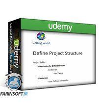 Udemy Web App automation using Selenium Robot Framework – Python