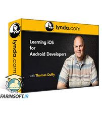 دانلود Lynda Learning iOS for Android Developers
