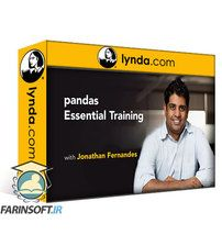 دانلود Lynda pandas Essential Training