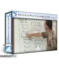 دانلود MathTutorDVD The Ultimate Physics 2 Tutor, Volume 1 ,10 Hour Course (Thermodynamics)