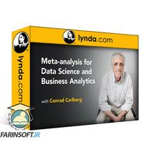 دانلود Lynda Meta-analysis for Data Science and Business Analytics