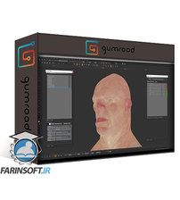 دانلود Gumroad Texturing Realistic Skin for Characters