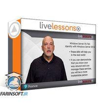 دانلود LiveLessons 70-742 – Identity with Windows Server 2016
