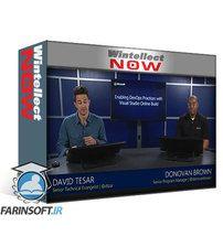 دانلود Microsoft Virtual Academy Enabling DevOps Practices with Visual Studio Team Services Build