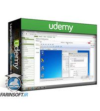 دانلود Udemy Building Your Advanced Pen Testing Environment Training