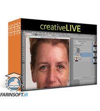 دانلود CreativeLive Frequency Separation for Portraits
