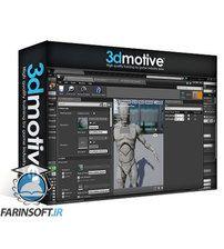 دانلود 3DMotive Animation Pipeline in UE4 Volume 1 – 2