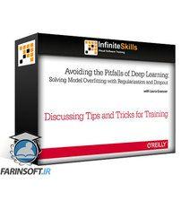 دانلود Oreilly Avoiding the Pitfalls of Deep Learning: Solving Model Overfitting with Regularization and Dropout