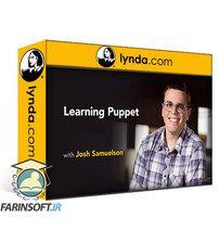 Lynda Learning Puppet