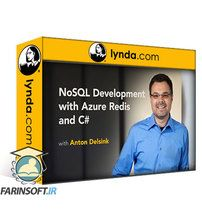 دانلود Lynda NoSQL Development with Azure Redis and C#