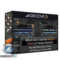 دانلود Groove3 Learn How to Become a DJ with Traktor Part I