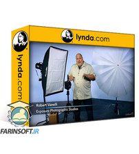 دانلود Lynda Improving Your Photography and Portraits with Lighting Modifiers