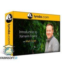 دانلود Lynda Introduction to Xamarin.Forms