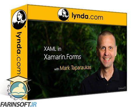 دانلود Lynda XAML in Xamarin.Forms