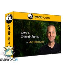 دانلود Lynda XAML in Xamarin.Forms