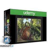 دانلود Udemy Photorealistic Digital Painting From Beginner To Advanced