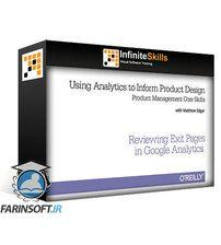 دانلود Oreilly Using Analytics to Inform Product Design