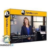 دانلود Lynda Creating a Positive and Healthy Work Environment