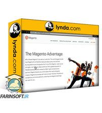 دانلود Lynda Magento Community Edition 2 Essential Training