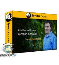 Lynda Xamarin Activities and Intents for Developers